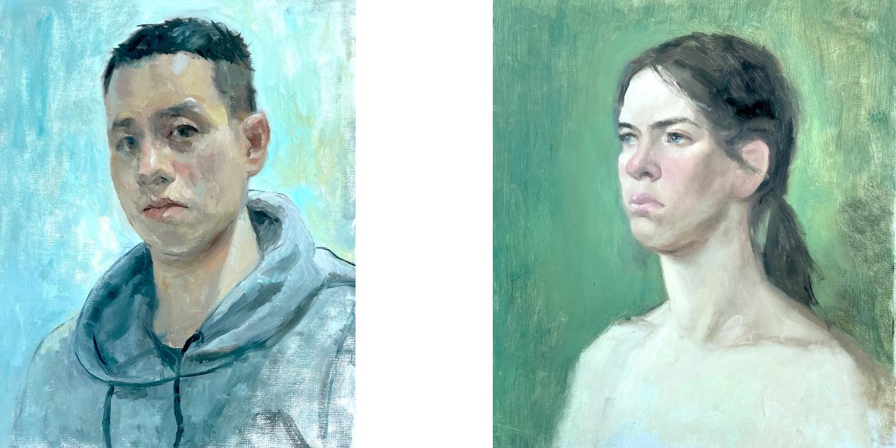 Commission Portrait